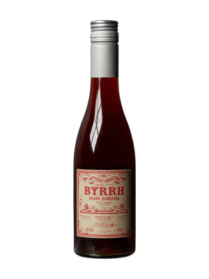 Byrrh Grand Quinquina French Vermouth