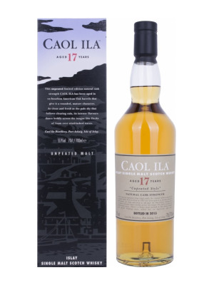 Caol Ila 17 Year Old Special Release