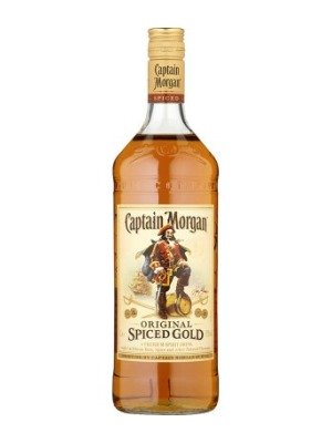 Captain Morgan's Spiced Rum
