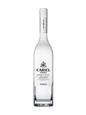 Cariel Neutral Small Batch Vodka