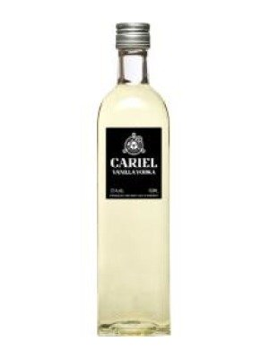 Cariel Vanilla Swedish Flavoured Wheat Vodka