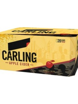 Carling Apple Cider