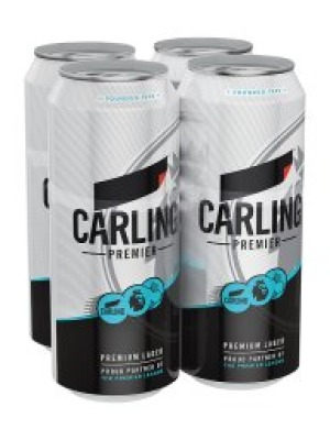 Carling Premier Smooth Premium Lager