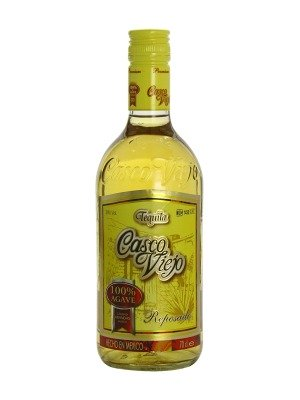 Casco Viejo Reposado Mexican Dark Gold Rested Tequila