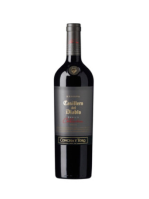 Casillero del Diablo Devils Collection Red