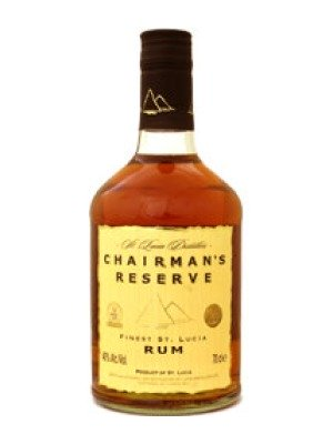 Chairmans Reserve St Lucia Blended Dark Rum