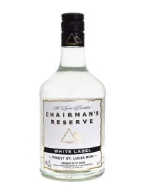 Chairmans Reserve White Label Rum