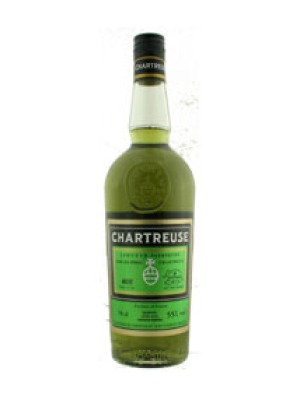 Chartreuse Green French Herb Liqueur