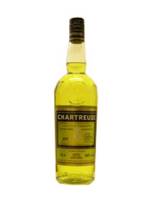 Chartreuse Yellow French Herb Liqueur