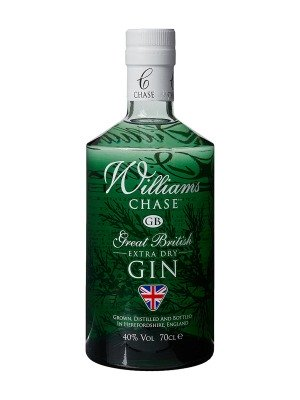 Chase Williams Great British Extra Dry Gin