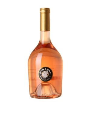 Chateau Miraval Provence Rose