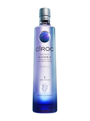 Ciroc Blue Dot French Plain Grape Vodka