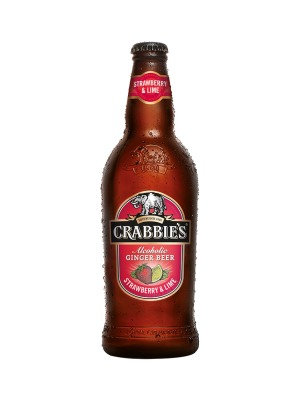 Crabbies Strawberry & Lime