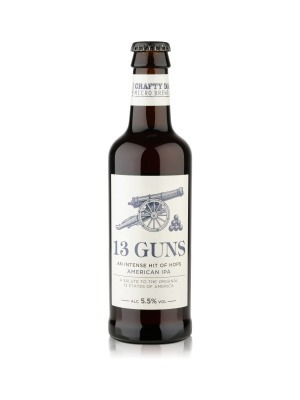 Crafty Dan 13 Guns American Pale Ale