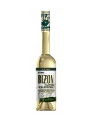 Davna Bizon Polish Bison Grass Flavoured Vodka