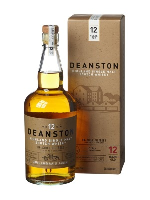 Deanston 12 Year Old Highland Single Malt Scotch Whisky