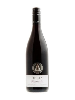 Delta Wines Marlborough Pinot Noir