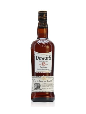 Dewars 12 Year Whisky