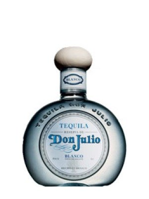 Don Julio Blanco Mexican Silver Tequila