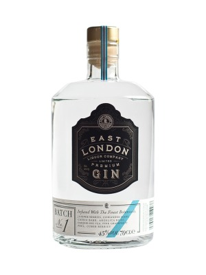 East London Liquor Company Premium Gin Batch 1