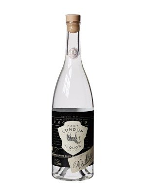East London Liquor Company Small Batch Vodka