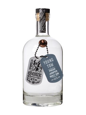 Eccentric Young Tom Fresh Juniper Malt Gin
