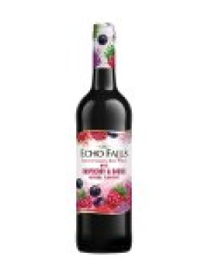 Echo Falls Fruit Fusion Raspberry & Cassis Wine