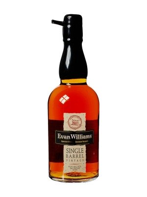 Evan Williams Single Barrel Whiskey