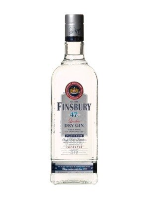 Finsbury 47 Platinum London Dry Gin