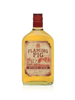 Flaming Pig Spiced Whisky