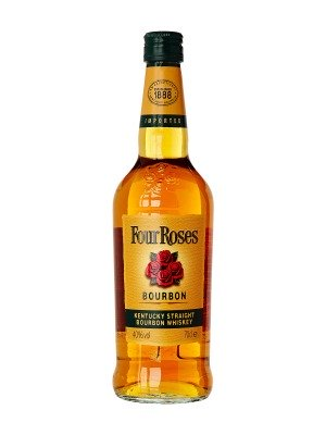 Four Roses Yellow Label Kentucky Straight Bourbon Whisky
