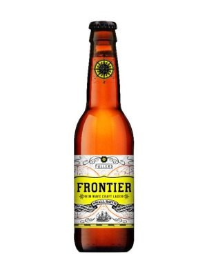 Fullers Frontier New Wave Craft Lager