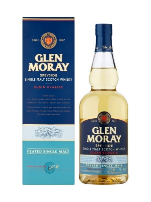 Glen Moray Peated Malt Whisky
