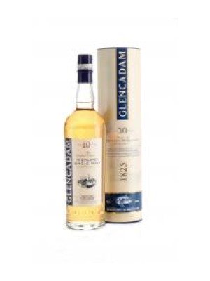 Glencadam 10 Year Old Whisky