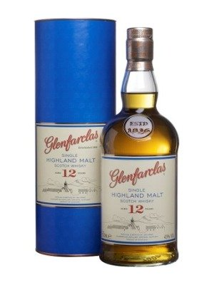 Glenfarclas 12 year old Scotch Whisky Highlands