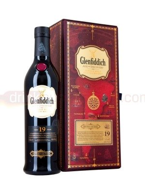 Glenfiddich 19 Year Age of Discovery Red Wine Cask Whisky