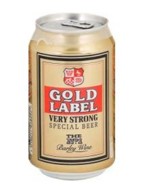 Gold Label Very Strong Special Beer