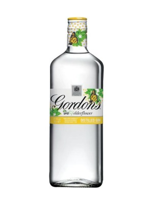 Gordon's Distilled Gin With Elderflower