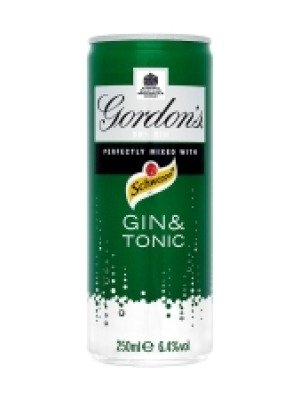 Gordon's Gin & Tonic Can