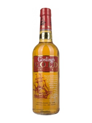 Goslings Gold Seal Bermuda Blended Gold Rum