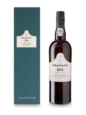 Graham's 20 yo Tawny Port