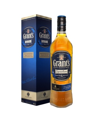 Grants Signature Blended Scotch Whisky