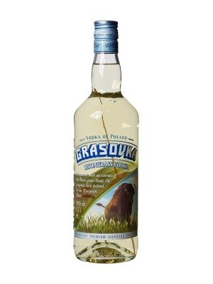 Grasovka Bison Grass Polish Flavoured Vodka