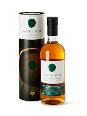Green Spot Irish Pot Still Blended Whiskey