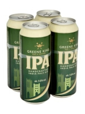 Greene King IPA Can