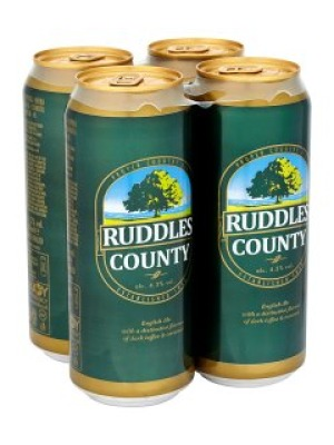 Greene King Ruddles County Ale Can