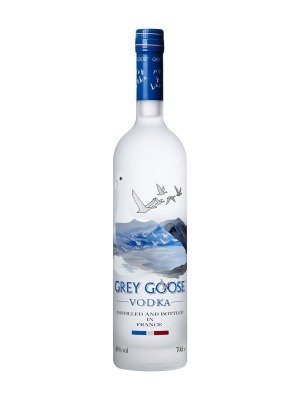 Grey Goose French Plain Grain Vodka