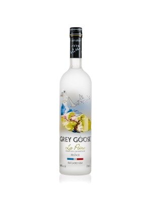 Grey Goose La Poire French Pear Flavour Grain Vodka