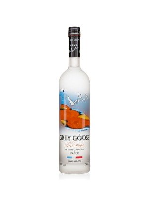 Grey Goose L'Orange French Orange Flavour Vodka
