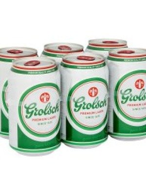 Grolsch Premium Dutch Lager Can